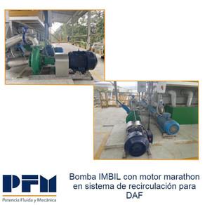 Sistema recirculación DAF