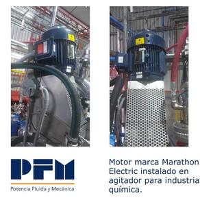 Motor Marathon para agitador