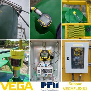 Sensor de nivel  VEGAFLEX81