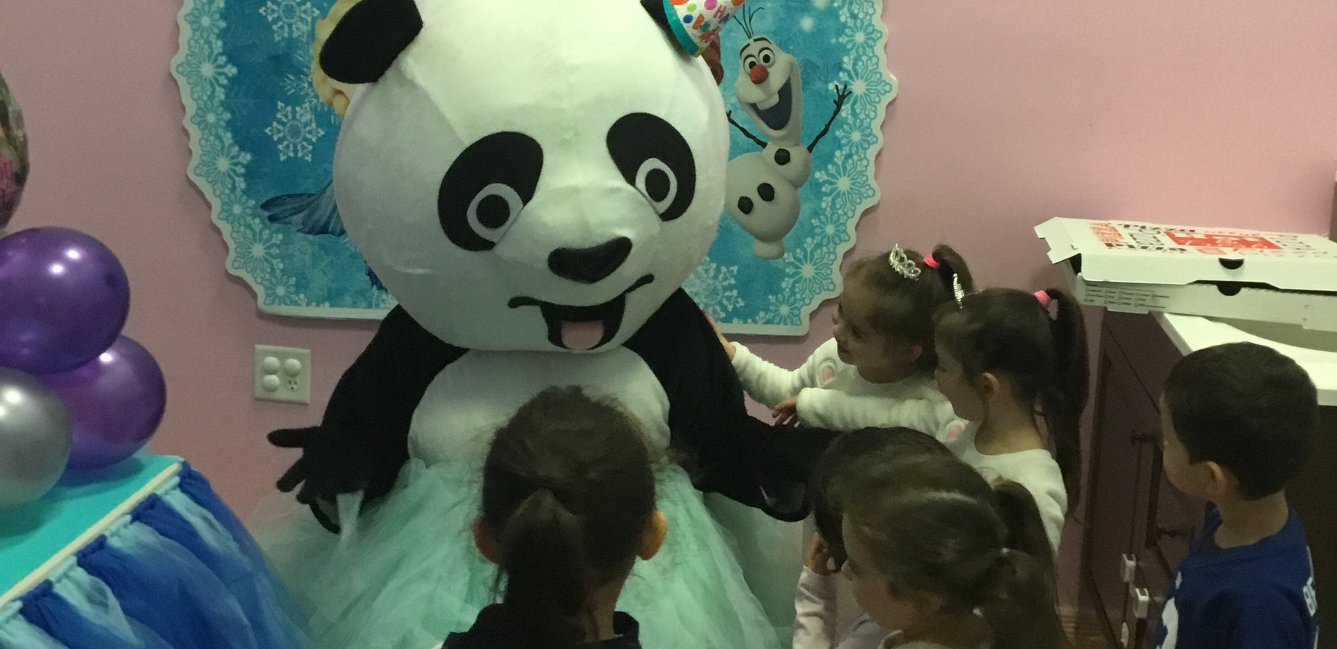 Funzy Panda Meet and Greet