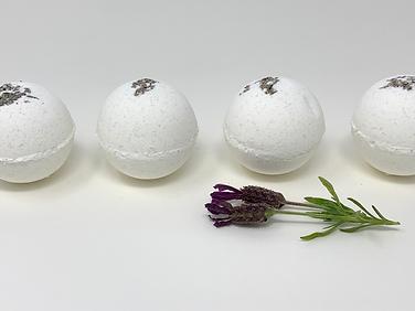 Lavender bathc bomb row.png