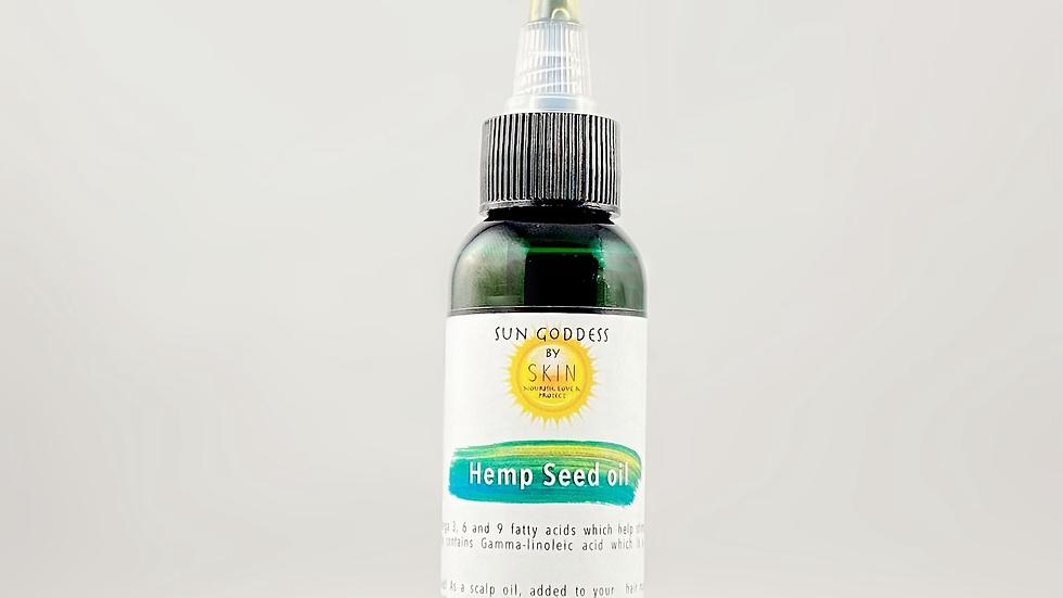 Hemp 🌿 seed oil - Hair Oil   💆🏽♀️ 💆🏽♂️