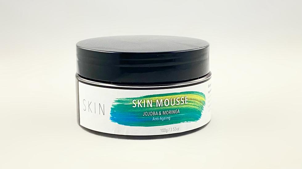 Skin Mousse - Facial Skincare 🧖🏽♀️🧖🏽♂️