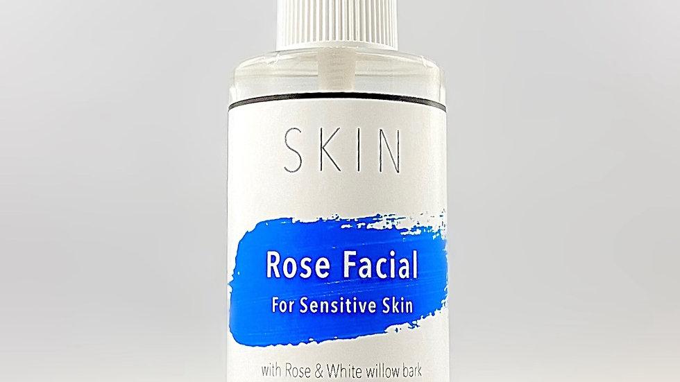 Rose Facial Mist For Sensitive Skin - Facial Skincare 🧖🏽♀️🧖🏽♂️