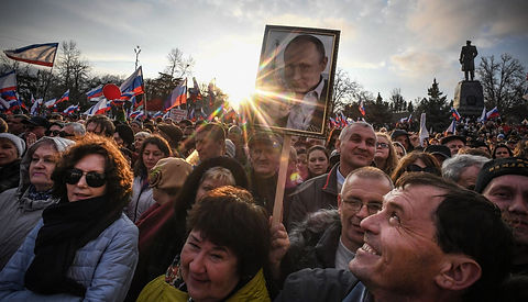 Vladimir Putin Supporters
