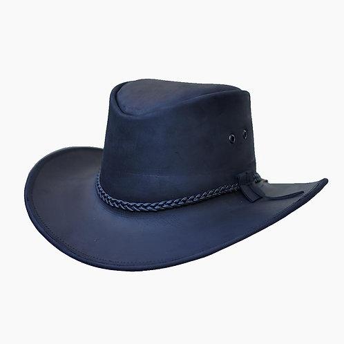 Sombrero de piel Australiano - Trenza (3 colores)