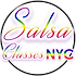 salsa classes in nyc dance school logo.