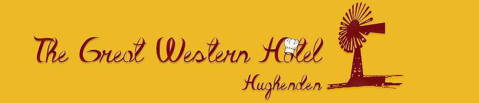 Logo Great Western Hotel Hughenden