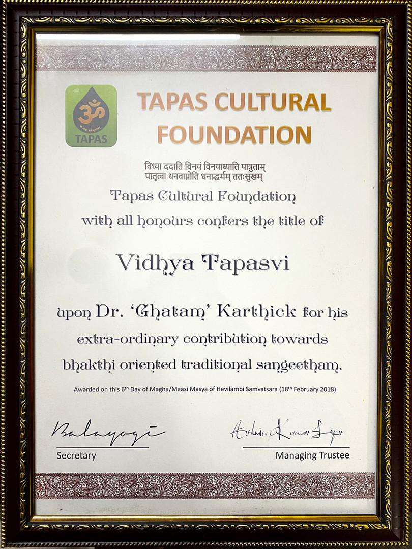 Vidhya Tapasvi.jpg