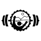 Black and White logo - Translucent Backg