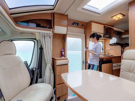 Maximizing Your Space with a Smart RV Interior