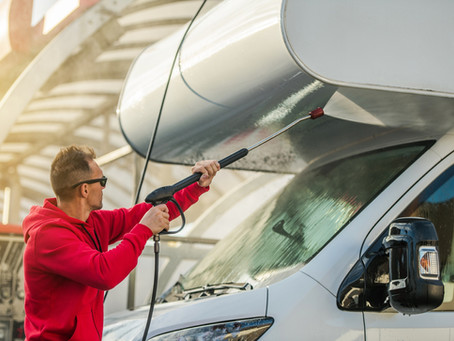 RV Detailing 101: Understanding the Basics