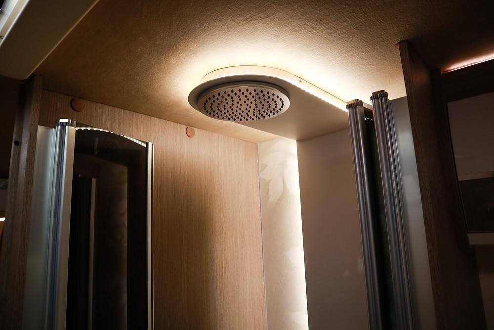 RV Shower Upgrades and Ideas