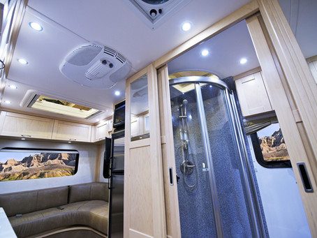 Creative RV Shower Upgrades and Ideas