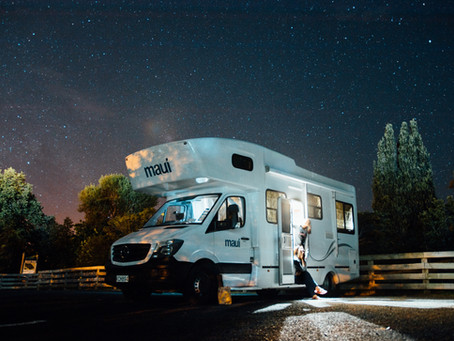 Monthly RV Parks in Oregon