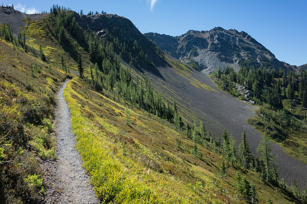 best oregon hikes on the pacific crest trail