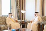 أمين مجلس التعاون الخليجي يبحث بالدوحة العمل الخليجي المشترك
