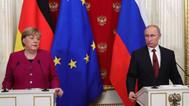 الكرملين: بوتين وميركل راضيان عن قرب اكتمال «خط أنابيب نورد ستريم