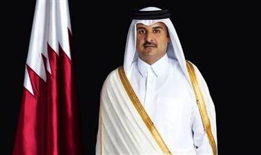 أمير قطر يؤكد حرص بلاده على تحقيق الأمن والاستقرار في أفغانستان