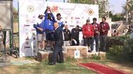 الفريق الكويتي للرماة يحقق الميدالية الفضية بالبطولة العربية