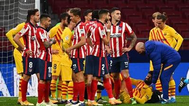برشلونة يكشف طبيعة إصابة بيكيه وروبرتو