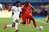 «غانا» تتصدر مجموعتها بثنائية في «غينيا بيساو» وتصعد لدور الـ16 بأمم أفريقيا
