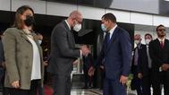 رئيس المجلس الأوروبي في ليبيا لتأكيد الدعم