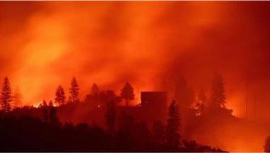 حرائق غابات كاليفورنيا التهمت مليوني فدان حتى الآن