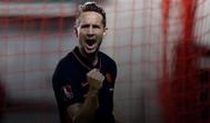 برشلونة يضم دي يونج مهاجم إشبيلية على سبيل الإعارة