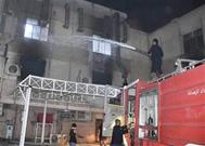 العراق.. 58 قتيلا جراء حريق بمستشفى لمرضى كورونا في بغداد