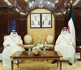 سمو رئيس مجلس الوزراء يستقبل سفير دولة قطر بمناسبة استلامه مهام عمله لدى دولة الكويت