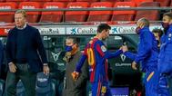 كومان: برشلونة يعيش أزمة ثقة ويشعر بالخوف