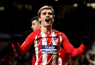 أتليتيكو يستعيد جريزمان على سبيل الإعارة من برشلونة