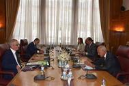 الجامعة العربية تطلع مالطا على ثوابت تعاملها مع التطورات الاخيرة في ليبيا