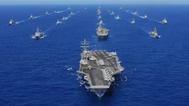 كوريا الجنوبية تشارك في مناورة بحرية مع أمريكا وأستراليا