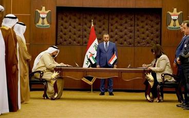 العراق وقع عقدًا مع الإمارات لبناء 5 محطات كهرو-شمسية لتوليد الطاقة