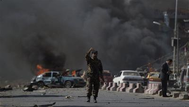 سلسلة إنفجارات تهز العاصمة الأفغانية كابول