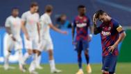 بايرن ميونخ يمطر شباك برشلونة بثمانية أهداف في الشامبيونزليج