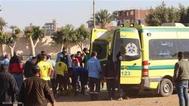 مُسعف مصري ينقذ لاعبًا من موت محقق في ثوان معدودة