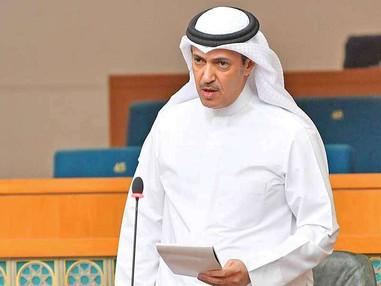 النائب خالد المونس يسأل وزير الداخلية عن رشاوي جوازات مادة 17 لفئة البدون