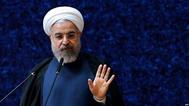 روحاني يتهم إسرائيل بإغتيال العالم النووي الإيراني فخري زاده