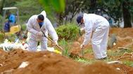 البرازيل تسجل 302 وفاة جديدة بكورونا