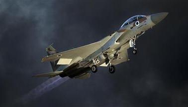 مقاتلات الاحتلال الإسرائيلي تشن غارات على مواقع بقطاع غزة