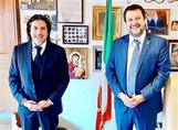 زعيم حزب الرابطة الإيطالي: نتطلع إلى تعزيز العلاقات مع الكويت