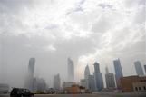 الأرصاد: طقس مائل للحرارة وغائم جزئياً ورياح مثيرة للغبار مع فرصة لأمطار متفرقة تكون رعدية