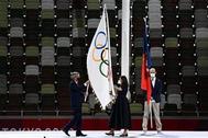 اختتام أولمبياد طوكيو 2020 بتسليم الشعلة إلى عمدة باريس