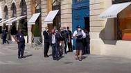سرقة مجوهرات بقيمة 10 ملايين يورو جراء سطو مسلح على أحد متاجر باريس