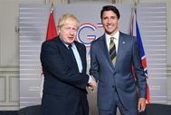 بريطانيا وكندا تتفقان على تمديد نظام التبادلات التجارية بعد بريكسيت