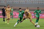 العربي يفوز على برقان برباعية ويصعد إلى نصف نهائي كأس سمو الأمير