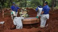 وفيات كورونا في البرازيل تتجاوز 550 ألف حالة